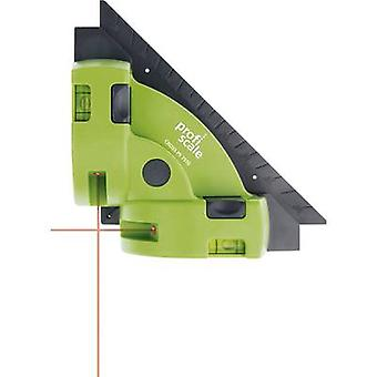 Burg Wächter CROSS PS 7510 Tiling laser Calibrated to: Manufacturers standards (no certificate)