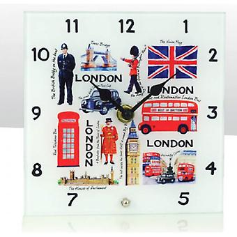 Union Jack Wear Best Of British Wall Clock