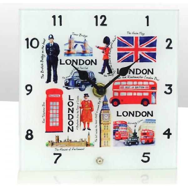Union Jack Wear Best Of British Wall Clock