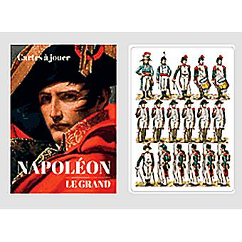 Napoleon Set speelkaarten + Jokers