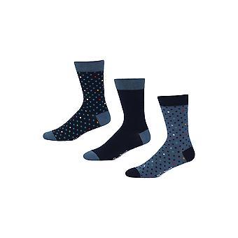 New Designer Mens Pepe Jeans Socks Frank Gift Set