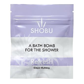 Shobu ReFresh Shobomb Dusche Bombe