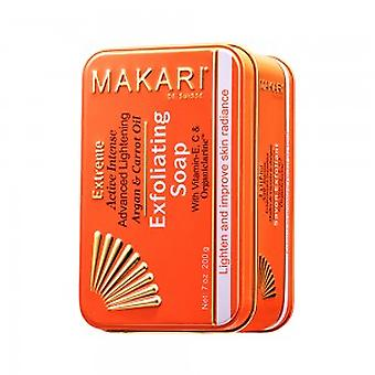 Makari Extreme Soap Carrot & Argan - Skin Lightening