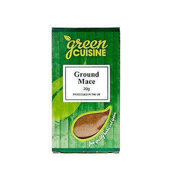 صولجان المأكولات الخضراء