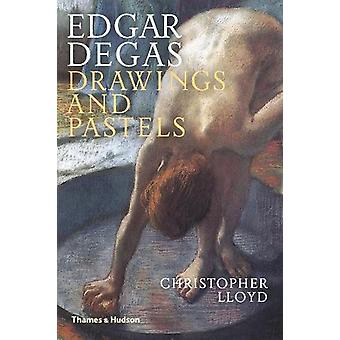 Edgar Degas - dessins et Pastels de Christopher Lloyd - 978050029341