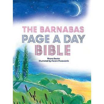 The Barnabas Page-a-Day Bible by Rhona Davies - Marcin Piwowarski - 9