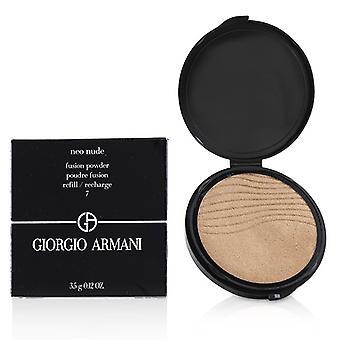 Giorgio Armani Neo Nude Fusion Powder Refill - # 7 - 3.5g/0.12oz