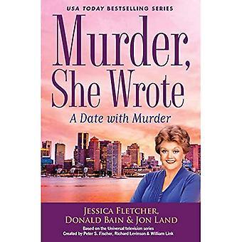 Asesinato, ella escribió