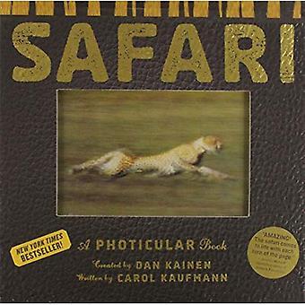 Safari: Un livre de Photicular