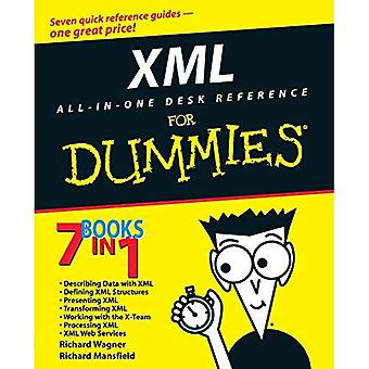 XML All-in-one Desk Reference for Dummies (For dummies)