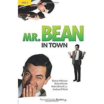 M. Bean in de stad: niveau 2 (Penguin Longman Penguin lezers)