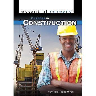 Carrières en Construction