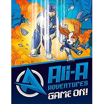 Ali-A Adventures: Game On! the�Graphic Novel