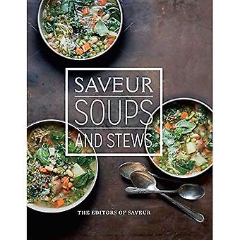 Saveur: Essential Soups and Stews