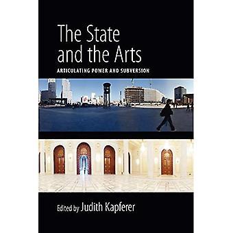 Staat und Kunst: Ästhetisierung Staatsmacht