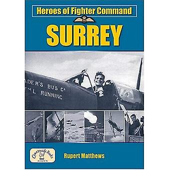 Heroes of Fighter Command: Surrey (Aviation History) [Illustrated]
