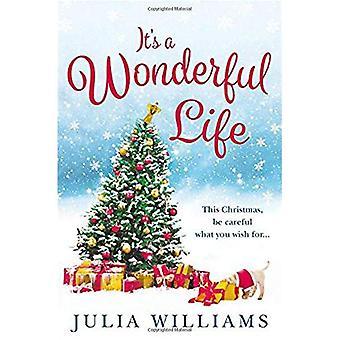 To wspaniałe życie: The Christmas bestsellerem jest powrót z niezapomniane romantyczne wakacje