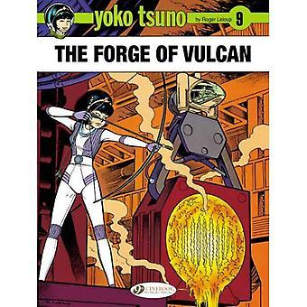 Yoko Tsuno Vol. 9 : The Forge of Vulcan