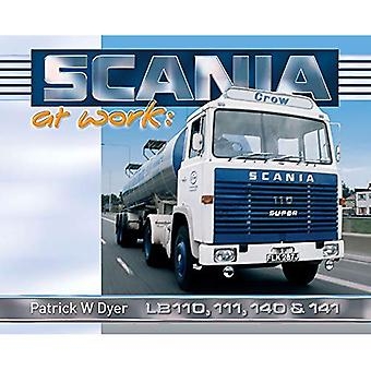Scania at Work: Lb110, 111, 140 and 141