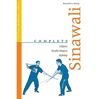 Complete Sinawali: Filipino Double-weapon Fighting (Tuttle Martial Arts)