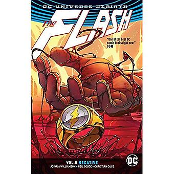O Flash Vol. 5 (renascimento): Negativo de Flash Vol. 5