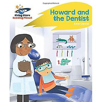 Reading Planet - Howard and the Dentist - Yellow: Rocket Phonics