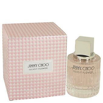 Jimmy Choo Illicit Flower Perfume 40ml EDT Spray