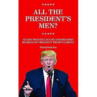Wszystkie prezydenta mężczyzn? -Sceny z Senatu potwierdzenie rozprawy
