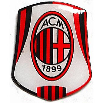 AC Milan FC metal / enamel pin badge    (bb)