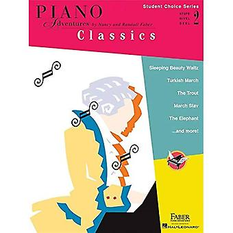 Faber Piano Adventures - Student Choice Series: Classics Level 2