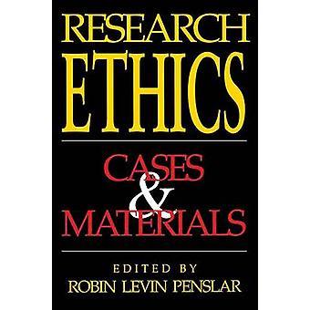 Etica di ricerca casi e materiali da Penslar & Robin Levin