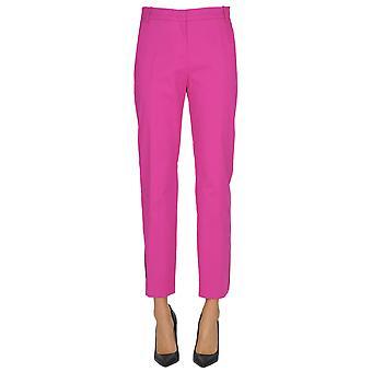 Pinko Fuchsia Cotton Pants