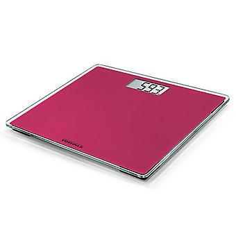 Soehnle 63876 Style Sense Compact 200 Digitale Personenweegschaal Roze