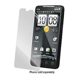 Zagg InvisibleSHIELD Screen Protector for HTC EVO 4G - Smudge Proof Screen