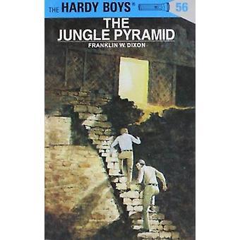 Jungle Pyramid Book