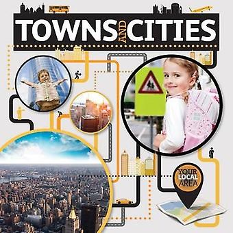 Towns & Cities by Jo Brundle - 9781786370471 Book