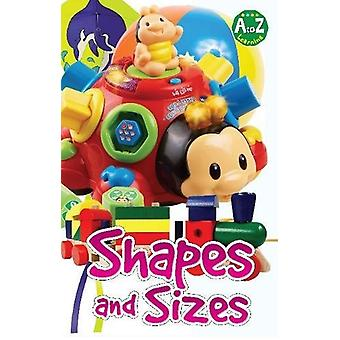 A Shapes & Sizes by Pegasus - 9788131934623 Book