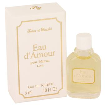 Eau D'Amour Pour Maman Tartine Et Chocolat by Givenchy Mini EDT .10 oz / 3 ml (Women)