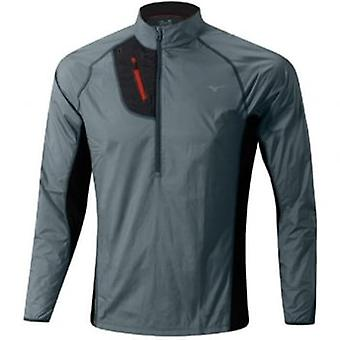 Respiro Thermo iper Wind Top scuro ardesia/Black Mens