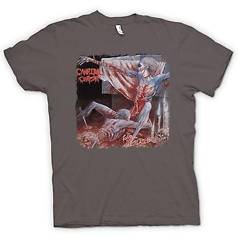 Mens T-shirt - Cannibal Corpse - Tomb Of The Mutilated