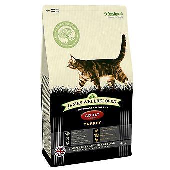 جيمس ويلبيلوفيد الكبار القط تركيا الأغذية الجافة-1.5 كجم