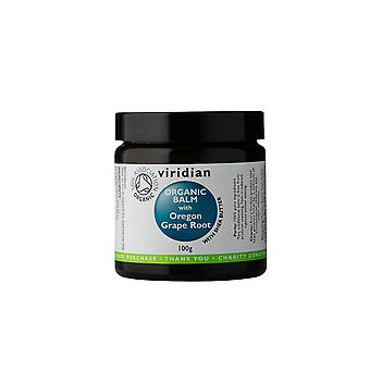 Viridian Oregon Grape Organic Balm NEW, 100g