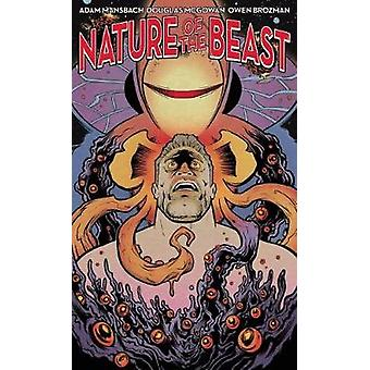 Nature of the Beast - A Graphic Novel by Adam Mansbach - Douglas McGow