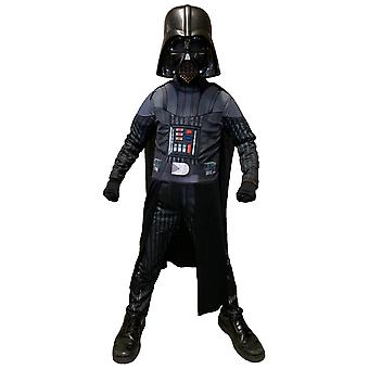 Darth Vader Deluxe Disney Star Wars Movie Licensed Book Week Child Boys Costume