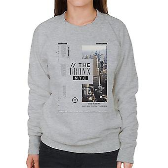 Divide & Conquer The Bronx NYC Women's Sweatshirt
