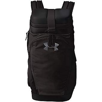 Under Armour UA Own The Gym Duffel - Zaino Unisex Adulto - Nero Black/Jet Gray - Taglia Unica