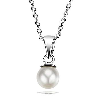 Goldmaid Silver Women's Pendant Necklace - Pe C8496S