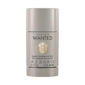Azzaro Wanted Deodorant Stick 75ml