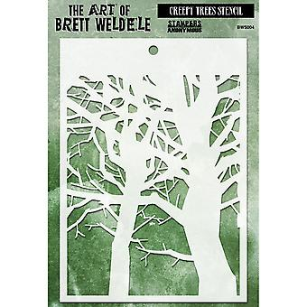 Brett Weldele Stencil Collection 6.5