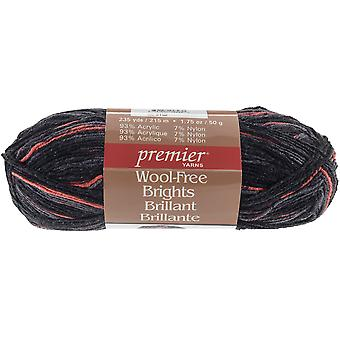 Wool Free Brights Yarn-Neon Orange 1023-4